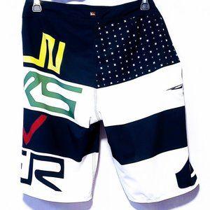 Quiksilver Shorts - 🦅QuickSilver Board Shorts size 33🕶